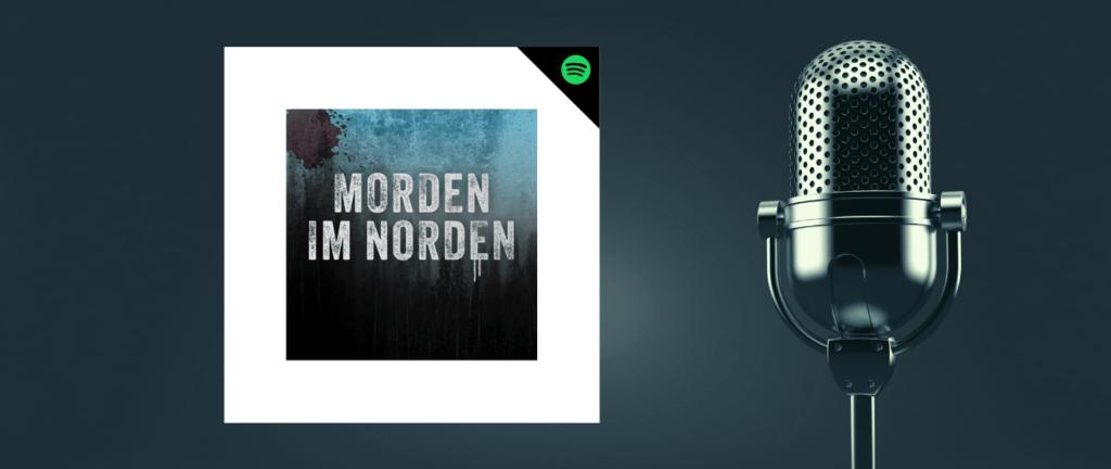 Podcast Morden im Norden auf Spotify