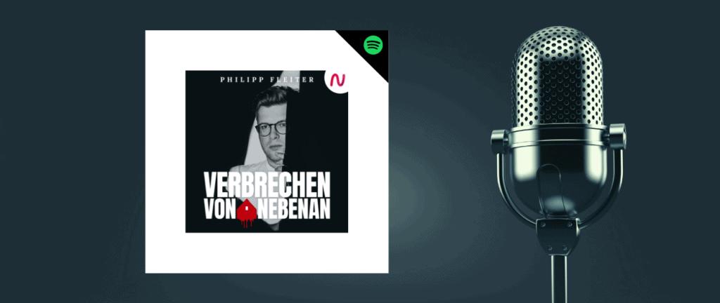 Podcast Verbrechen von nebenan auf Spotify