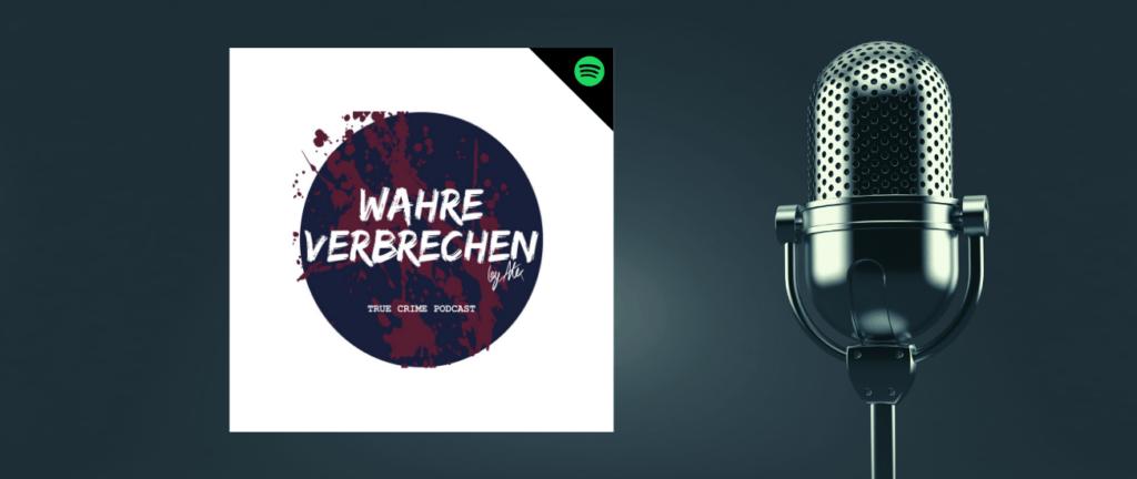 Podcast Wahre Verbrechen auf Spotify