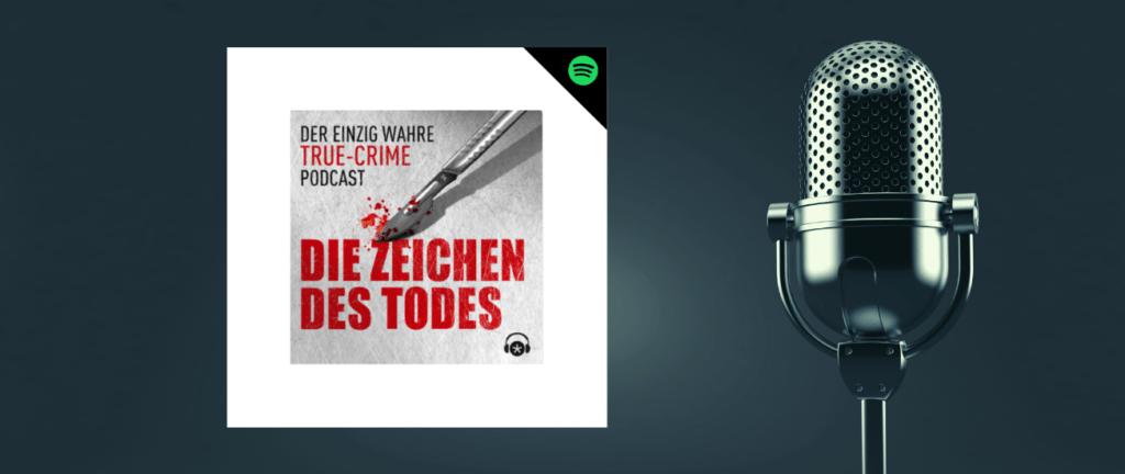 Podcast Die Zeichen des Todes auf Spotify
